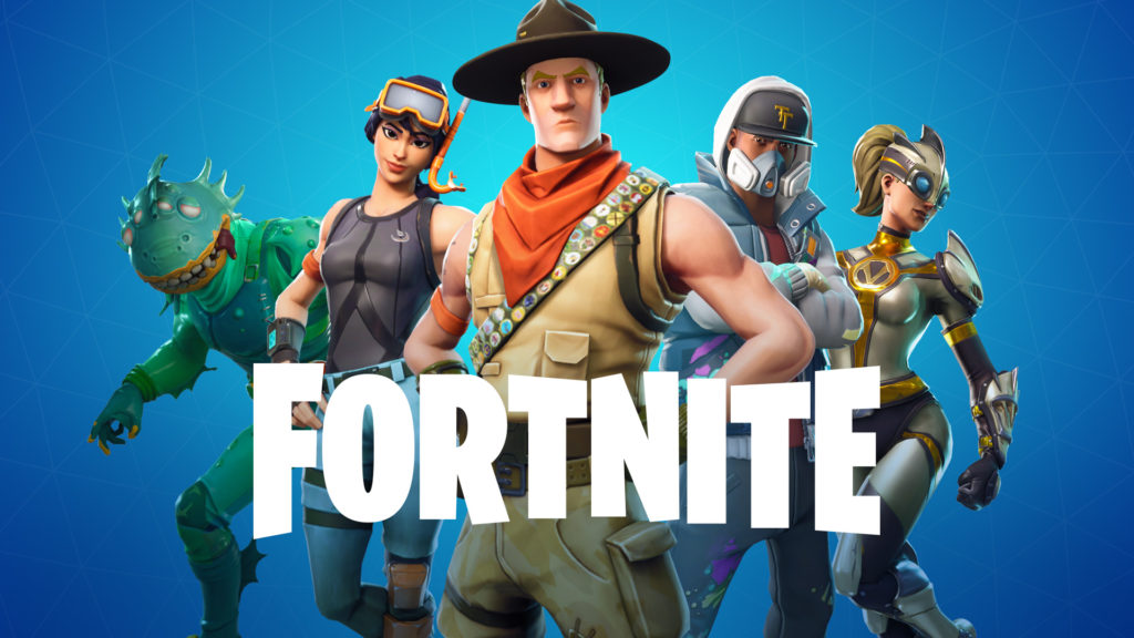 Fortniteのイメージ画像