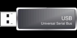 USB メモリ [全体像]